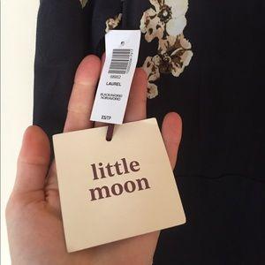 Aritzia Little Moon Dress (Laurel Print)